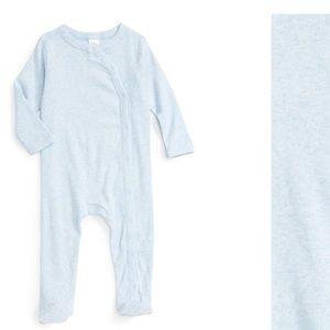 Nordstrom Baby Rib Knit Footie